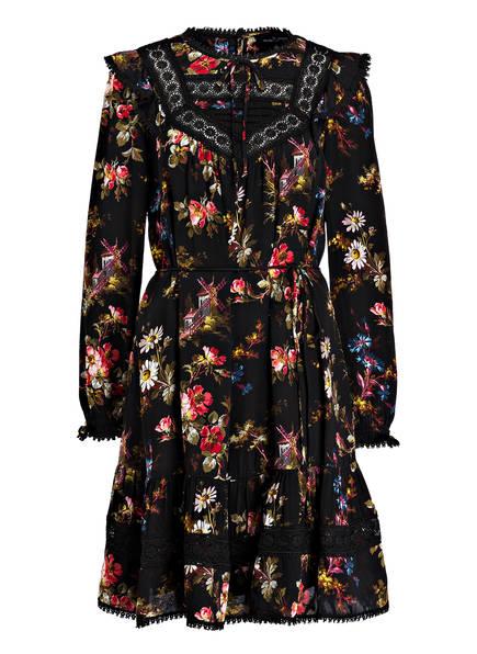 needle & thread Kleid DARK FORREST, Farbe: SCHWARZ (Bild 1)