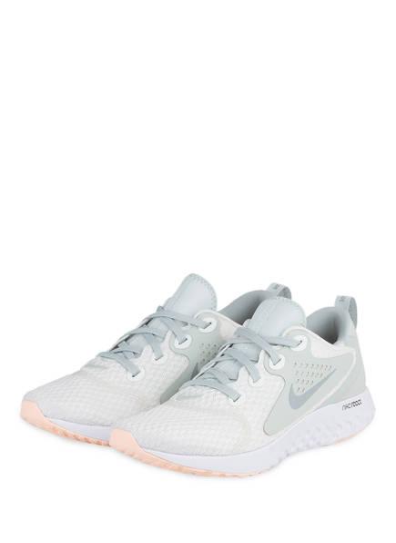 Nike Laufschuhe LEGEND REACT, Farbe: WEISS/ HELLGRÜN (Bild 1)