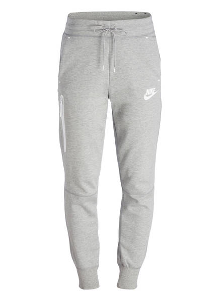 Nike Sweatpants TECH FLEECE, Farbe: GRAU MELIERT (Bild 1)