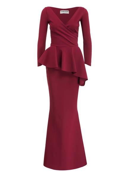 CHIARA BONI La Petite Robe Abendkleid GITANA, Farbe: DUNKELROT (Bild 1)