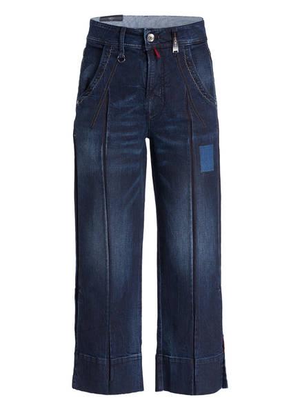 HIGH Jeans-Culotte QUALIFY, Farbe: BLAU (Bild 1)