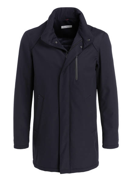 mantel rainseries von bugatti bei breuninger kaufen  bugatti mantel rainseries, farbe dunkelblau (bild 1)