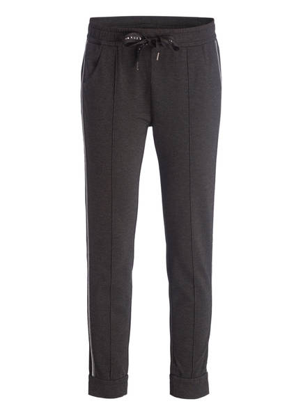 MAC Sweatpants EASY, Farbe: DUNKELGRAU MELIERT (Bild 1)