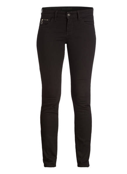 MAC Skinny-Jeans, Farbe: SCHWARZ (Bild 1)
