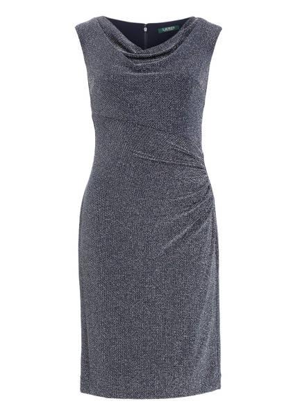Kleid von LAUREN RALPH LAUREN   SCHWARZ/ SILBER