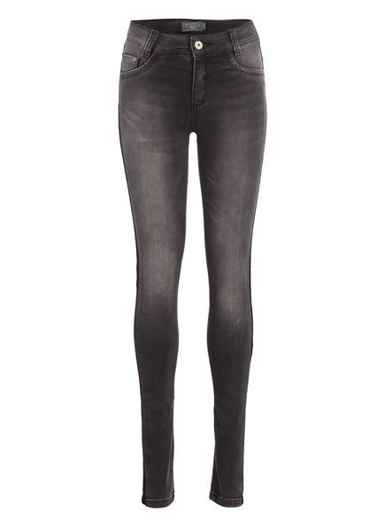 BLUE EFFECT Jeans Slim Fit, Farbe: BLACK (Bild 1)
