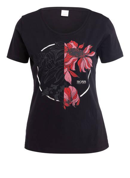 BOSS T-Shirt TELARONDE , Farbe: SCHWARZ (Bild 1)