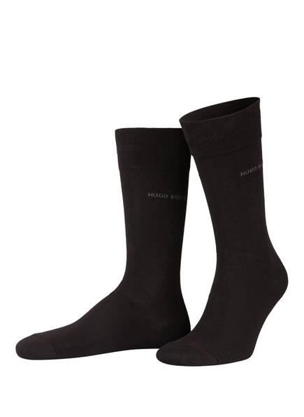 BOSS 3er-Pack Socken, Farbe: SCHWARZ (Bild 1)