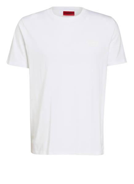 HUGO T-Shirt DURNED-U3, Farbe: WEISS (Bild 1)