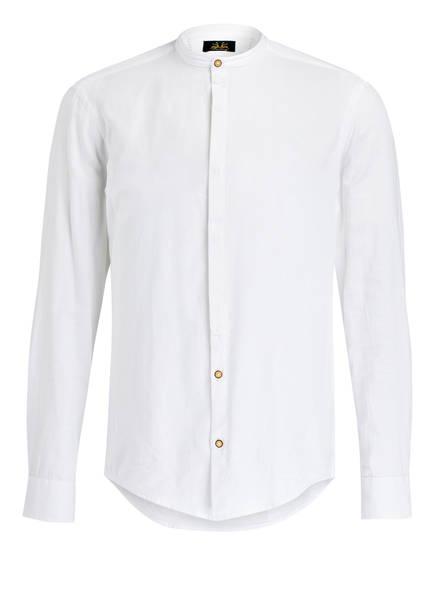 Wiesnkönig Trachtenhemd , Farbe: WEISS (Bild 1)