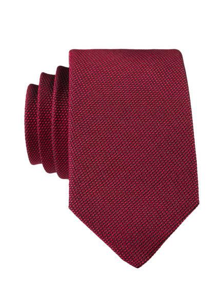 OLYMP Krawatte, Farbe: DUNKELROT (Bild 1)