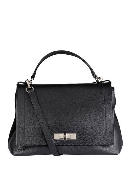 PATRIZIA PEPE Handtasche, Farbe: SCHWARZ (Bild 1)