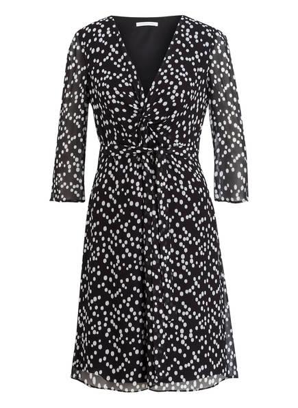 PATRIZIA PEPE Kleid mit 3/4-Arm, Farbe: SCHWARZ/ WEISS (Bild 1)