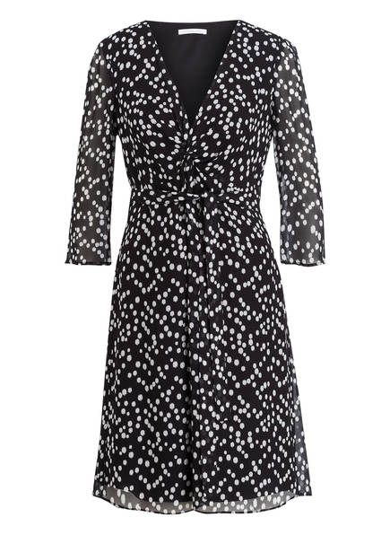PATRIZIA PEPE Kleid, Farbe: SCHWARZ/ WEISS (Bild 1)