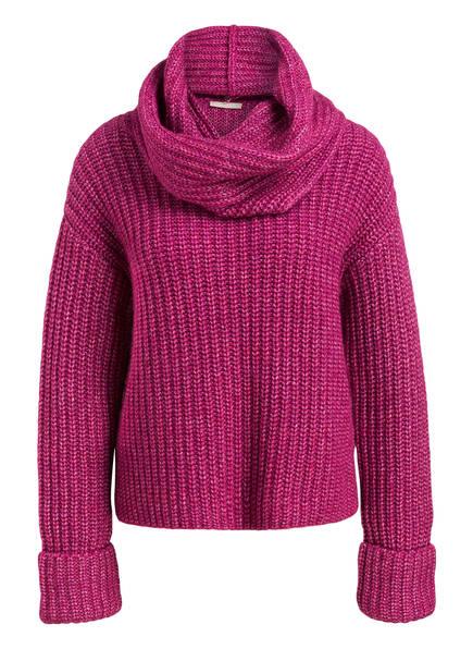 strickpullover von marc o\u0027polo (white label) bei breuninger kaufen  marc o\u0027polo (white label) strickpullover, farbe pink meliert (bild 2