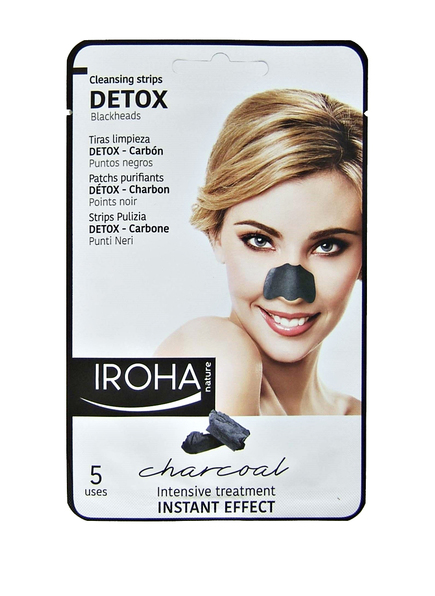 IROHA CLEANSING STRIPES DETOX (Bild 1)