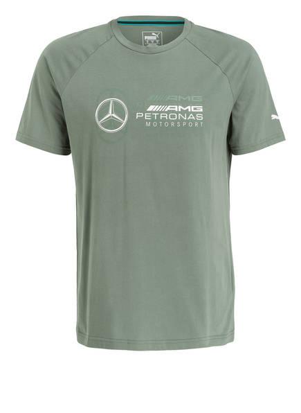 PUMA T-Shirt MERCEDES AMG PETRONAS , Farbe: GRÜN (Bild 1)