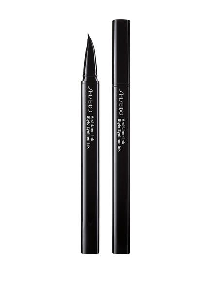 SHISEIDO ARCH LINER INK, Farbe: 01 SHIBUI BLACK (Bild 1)