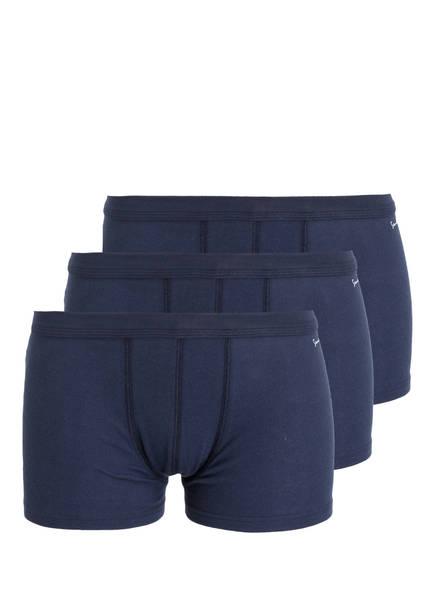Sanetta 3er-Pack Boxershorts, Farbe: DUNKELBLAU (Bild 1)