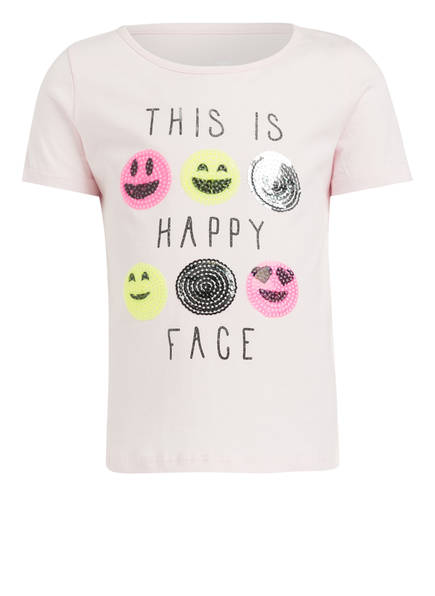 TOM TAILOR T-Shirt, Farbe: ROSA (Bild 1)