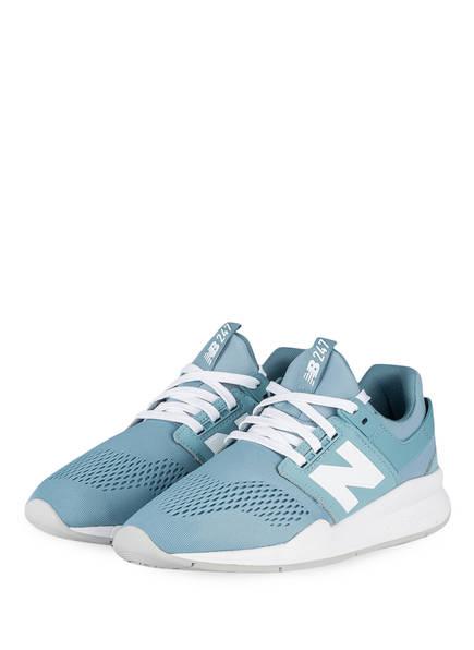 new balance Sneaker WS247, Farbe: PETROL/ WEISS (Bild 1)