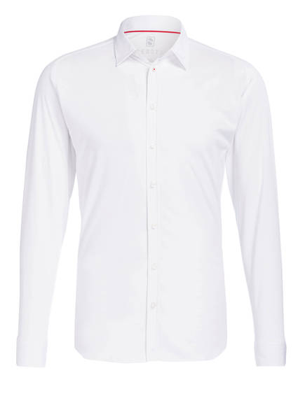 DESOTO Jerseyhemd Slim Fit, Farbe: WEISS (Bild 1)