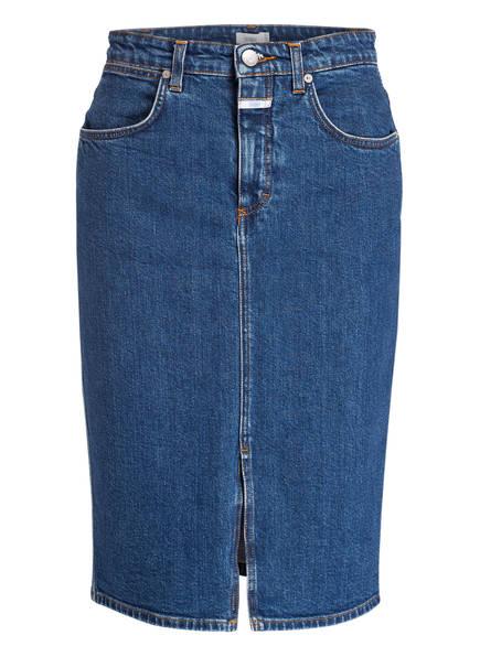 CLOSED Jeansrock, Farbe: DARK BLUE (Bild 1)