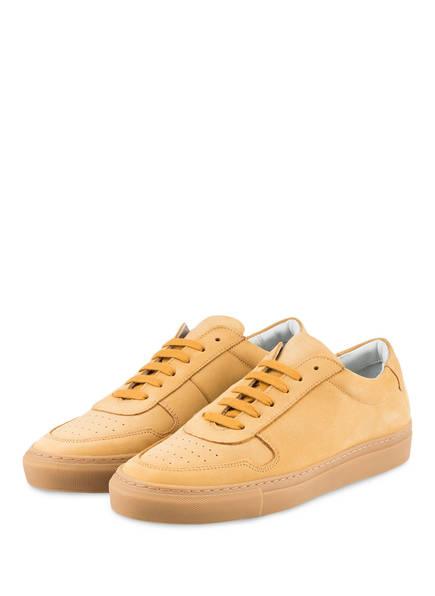 PAUL Sneaker, Farbe: N15 NUBUCK CAMEL (Bild 1)