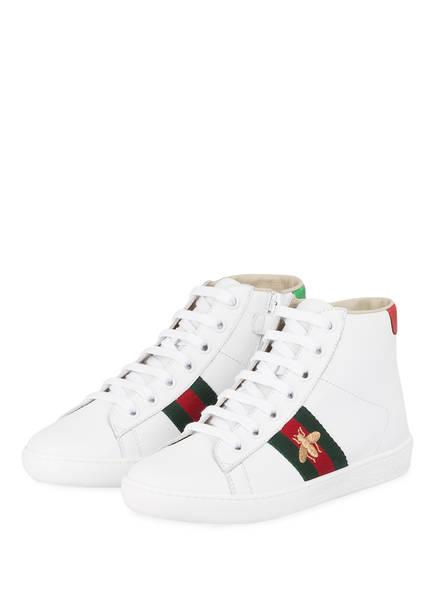 GUCCI Sneaker, Farbe: WHITE (Bild 1)