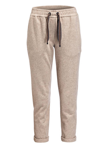 BRUNELLO CUCINELLI Cashmere-Hose, Farbe: CAMEL (Bild 1)