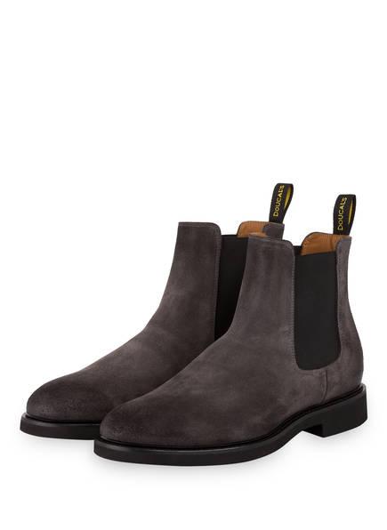 DOUCAL'S Chelsea-Boots, Farbe: GRAU  (Bild 1)