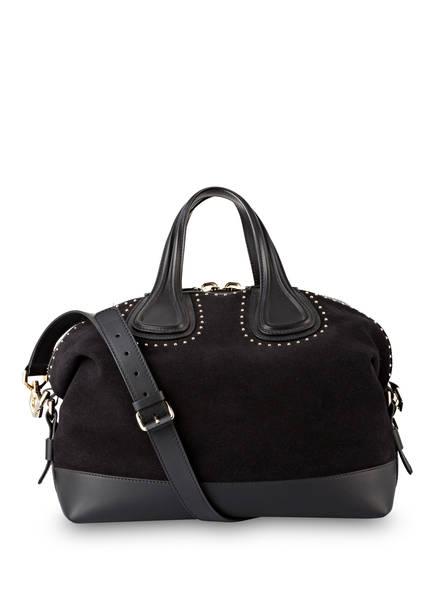 GIVENCHY Handtasche NIGHTINGALE MEDIUM, Farbe: SCHWARZ (Bild 1)
