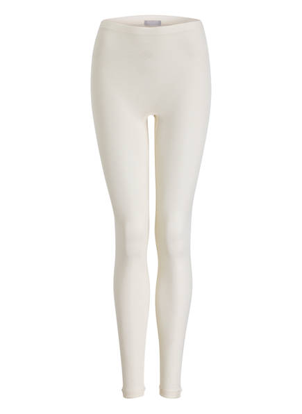 HANRO Leggings WOOLEN SILK mit Seide , Farbe: ECRU (Bild 1)