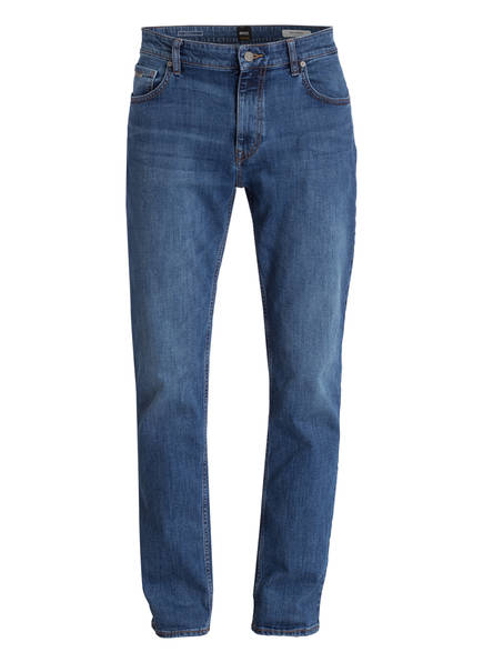 BOSS Jeans ALBANY Relaxed Fit, Farbe: 432 BRIGHT BLUE (Bild 1)