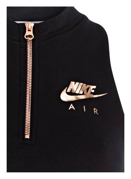 Nike Cropped Air Nike Cropped top Schwarz UprUaq