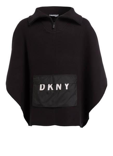 DKNY Poncho , Farbe: SCHWARZ (Bild 1)