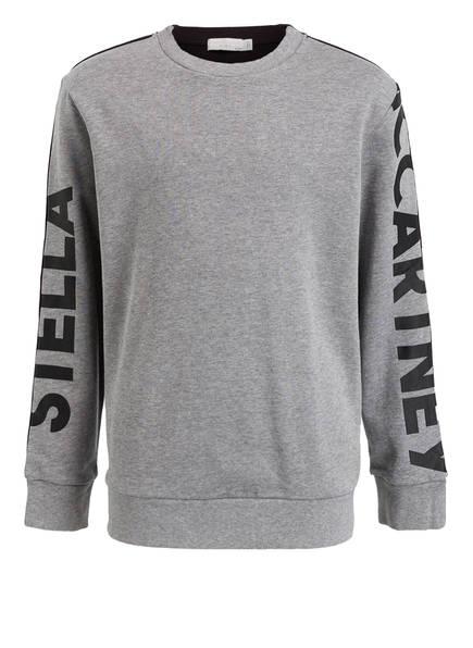 STELLA McCARTNEY KIDS Sweatshirt DELANEY, Farbe: HELLGRAU MELIERT (Bild 1)