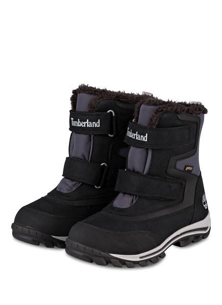 Timberland Boots CHILLBERG , Farbe: SCHWARZ/ GRAU (Bild 1)