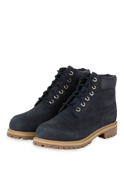 Timberland Boots, Farbe: DUNKELBLAU (Bild 1)