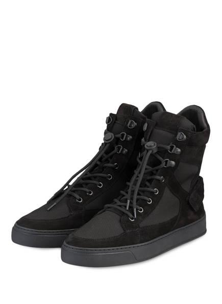 LEANDRO LOPES Hightop-Sneaker POLAR , Farbe: SCHWARZ (Bild 1)