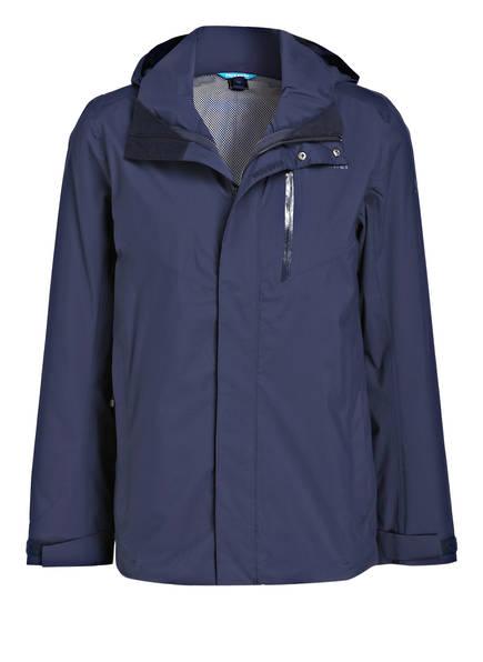 Schöffel Outdoor-Jacke ADAMONT mit ZipIn!-Funktion, Farbe: MARINE (Bild 1)