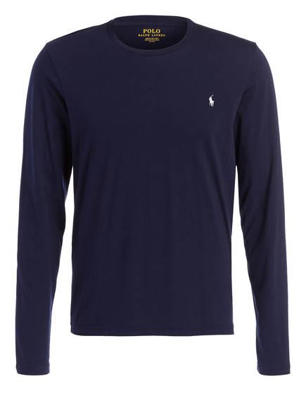 POLO RALPH LAUREN Lounge-Shirt, Farbe: NAVY (Bild 1)