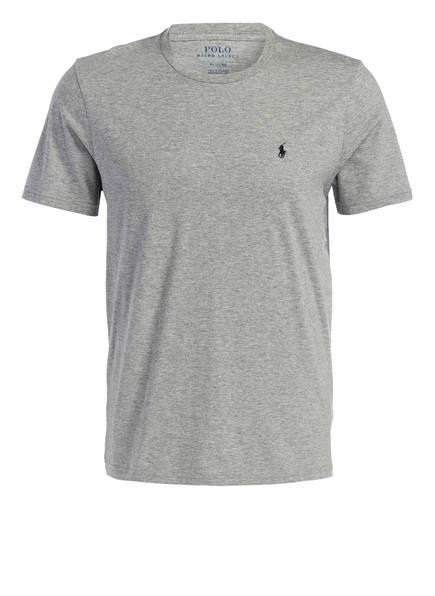 POLO RALPH LAUREN Lounge-Shirt, Farbe: GRAU MELIERT (Bild 1)