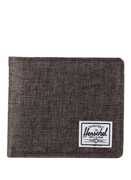 Herschel Geldbörse ROY COIN XL, Farbe: KHAKI MELIERT (Bild 1)