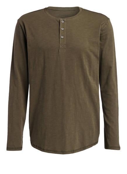 SCHIESSER Schlafshirt, Farbe: OLIV (Bild 1)