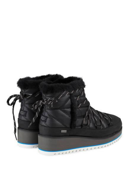 Ugg Schwarz Boots Cayden Boots Ugg rBwrnCIq0