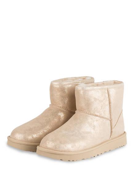 UGG Boots CLASSIC MINI STARDUST, Farbe: BEIGE (Bild 1)