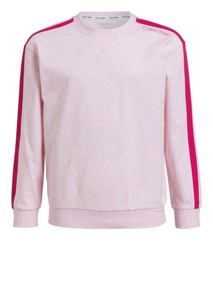 Calvin Klein Schlafshirt, Farbe: HELLROSA MELIERT (Bild 1)