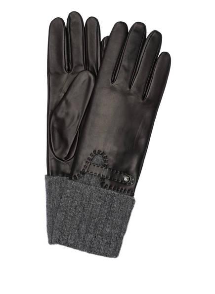ROECKL Lederhandschuhe HERITAGE, Farbe: SCHWARZ (Bild 1)