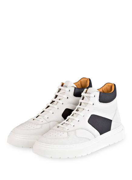 BOSS Hightop-Sneaker KINGDOM, Farbe: WEISS (Bild 1)